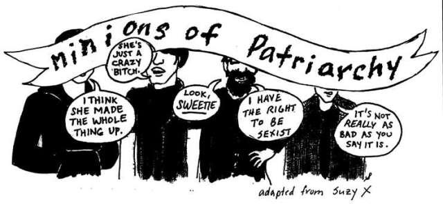 Minions of Patriarchy