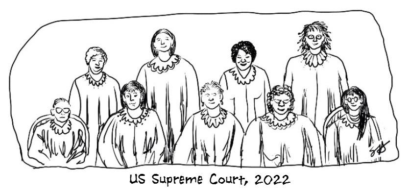 US Supreme Court 2022